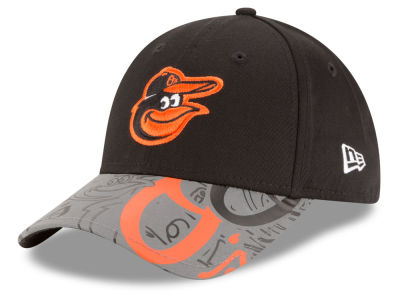 Baltimore Orioles New Era MLB Youth Reflect Fuse 9FORTY Cap