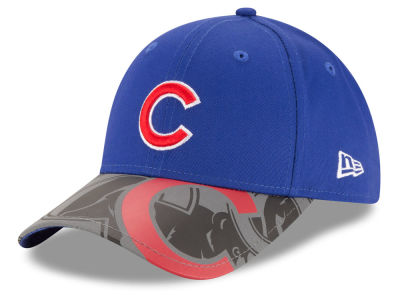 Chicago Cubs New Era MLB Youth Reflect Fuse 9FORTY Cap