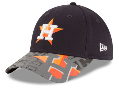 Houston Astros New Era MLB Youth Reflect Fuse 9FORTY Cap