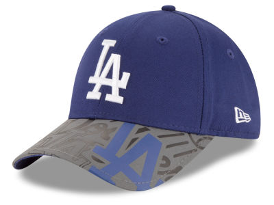 Los Angeles Dodgers New Era MLB Youth Reflect Fuse 9FORTY Cap