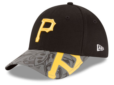 Pittsburgh Pirates New Era MLB Youth Reflect Fuse 9FORTY Cap