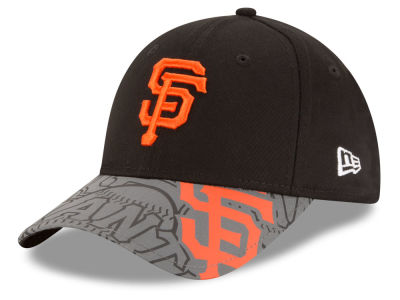 San Francisco Giants New Era MLB Youth Reflect Fuse 9FORTY Cap
