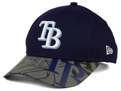 Tampa Bay Rays New Era MLB Youth Reflect Fuse 9FORTY Cap