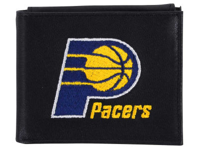 Indiana Pacers Black Bifold Wallet