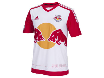 New York Red Bulls adidas MLS Men's Primary Replica Jersey
