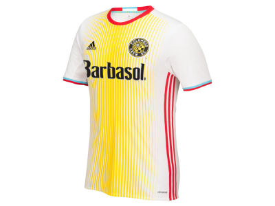 Columbus Crew SC adidas MLS Men's Secondary Replica Jersey