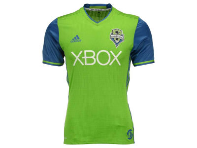 Seattle Sounders FC adidas MLS Men's Primary Authentic Jersey