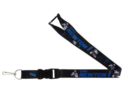 Carolina Panthers Cam Newton Player Lanyard