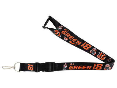 Cincinnati Bengals AJ Green Player Lanyard
