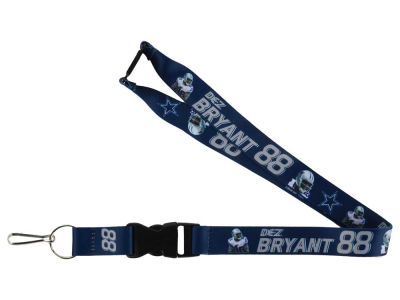 Dallas Cowboys Dez Bryant Player Lanyard