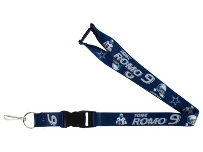 Dallas Cowboys Tony Romo Aminco Player Lanyard