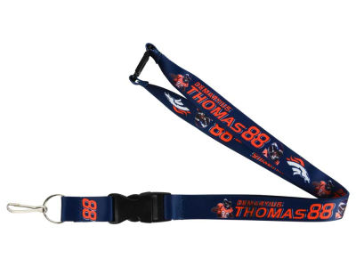 Denver Broncos Demaryius Thomas Player Lanyard