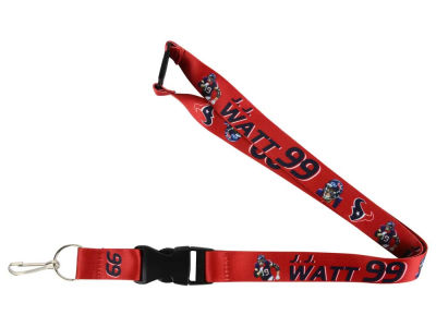 Houston Texans J.J. Watt Player Lanyard