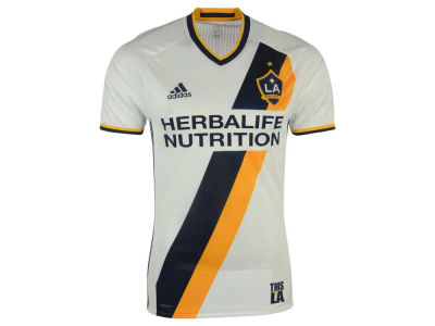 LA Galaxy adidas MLS Men's Primary Authentic Jersey