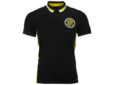 Columbus Crew SC adidas MLS Men's Team Polo 2016