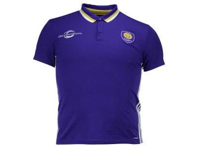 Orlando City SC adidas MLS Men's Team Polo 2016