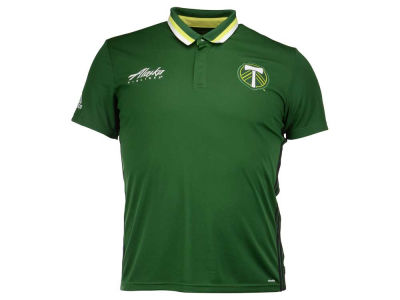 Portland Timbers adidas MLS Men's Team Polo 2016