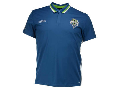 Seattle Sounders FC adidas MLS Men's Team Polo 2016