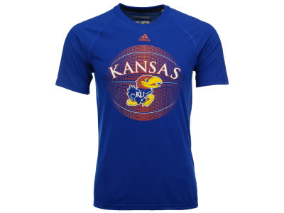 Kansas Jayhawks adidas NCAA Men's High Scorer Ultimate T-Shirt