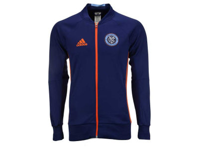 New York City FC adidas MLS Men's Anthem Jacket