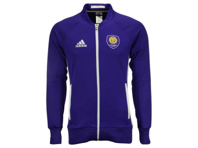 Orlando City SC adidas MLS Men's Anthem Jacket