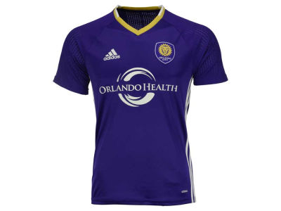 Orlando City SC adidas MLS Men's Pre-Game Training Top