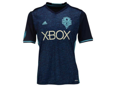 Seattle Sounders FC adidas MLS Youth Third Short Sleeve Replica Jersey