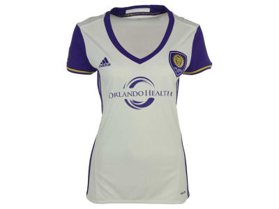 Orlando City SC adidas MLS Women's Secondary Replica Jersey