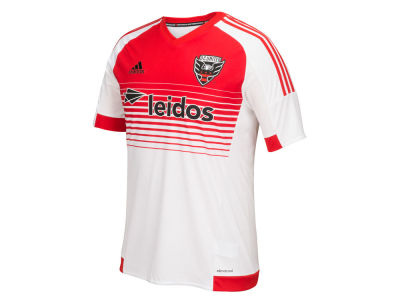 DC United adidas MLS Men's Primary Replica Jersey