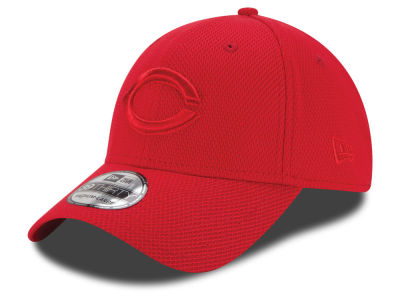 Cincinnati Reds New Era MLB Tone Tech 39THIRTY Cap