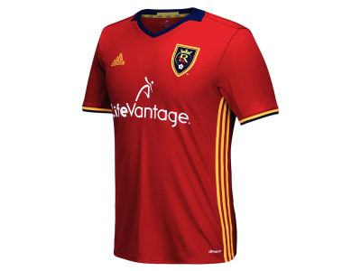 Real Salt Lake adidas MLS Men's Primary Replica Jersey