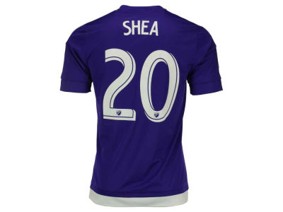 Orlando City SC Brek Shea adidas MLS Men's Primary Replica Player Jersey