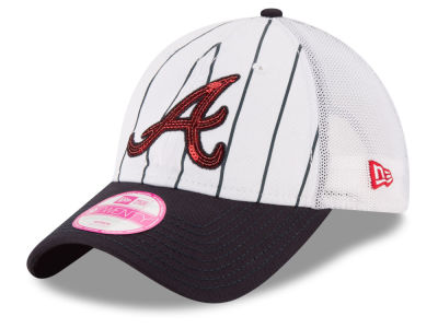 Atlanta Braves New Era MLB Women's Trucker Lust 9TWENTY Cap