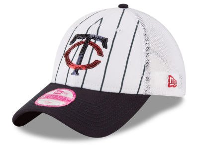 Minnesota Twins New Era MLB Women's Trucker Lust 9TWENTY Cap