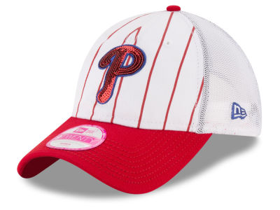 Philadelphia Phillies New Era MLB Women's Trucker Lust 9TWENTY Cap