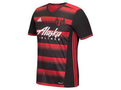 Portland Timbers adidas MLS Men's Secondary Replica Jersey