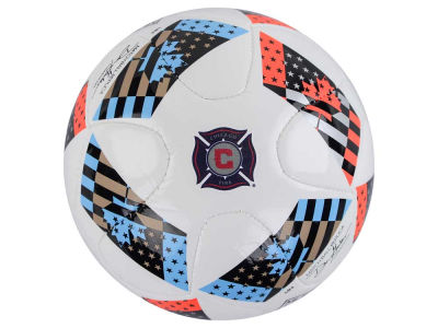 Chicago Fire MLS Mini Soccer Ball