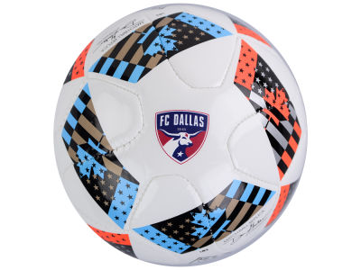 FC Dallas MLS Mini Soccer Ball