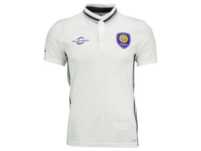 Orlando City SC adidas MLS Men's Team Polo Shirt