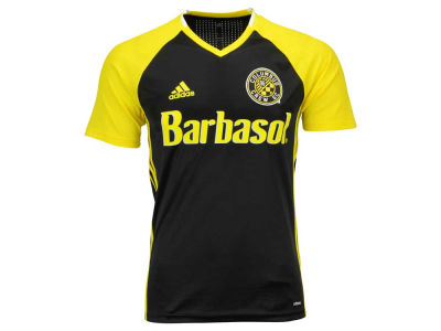Columbus Crew SC adidas MLS Men's Pre-Game Training Top