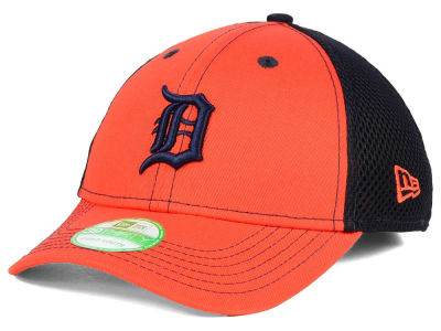 Detroit Tigers New Era MLB Jr Team Front Neo 39THIRTY Cap