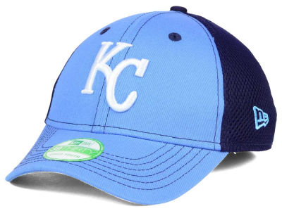 Kansas City Royals New Era MLB Jr Team Front Neo 39THIRTY Cap