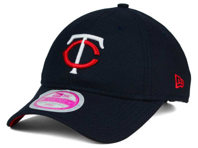 Minnesota Twins New Era MLB Women's Tech Essential 9TWENTY Cap