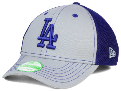 Los Angeles Dodgers New Era MLB Jr Team Front Neo 39THIRTY Cap