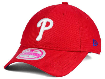 Philadelphia Phillies New Era MLB Women's Tech Essential 9TWENTY Cap