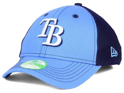 Tampa Bay Rays New Era MLB Jr Team Front Neo 39THIRTY Cap