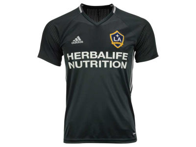 LA Galaxy adidas MLS Men's Training Top LM
