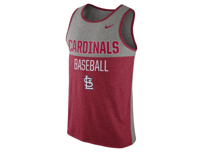 St. Louis Cardinals Nike MLB Men's Tri Tank