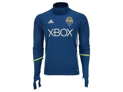 Seattle Sounders FC adidas MLS Men's Long Sleeve Training Top