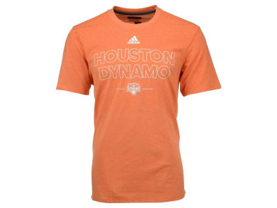 Houston Dynamo adidas MLS Men's Club Authentic T-Shirt
